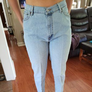 NEW LISTING: super high waisted Levi 512 MOM JEANS